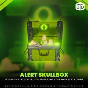 animated alert,preview,skullbox,overlaytemplate.com