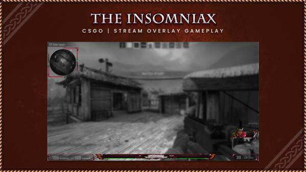 overlay package,preview,csgo,insomniax,overlaytemplate.com