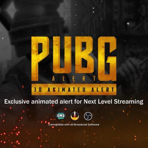 animated alert,preview,pubg,overlaytemplate.com
