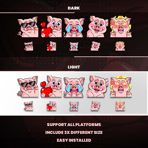 emotes,preview2,pig,overlaytemplate.com