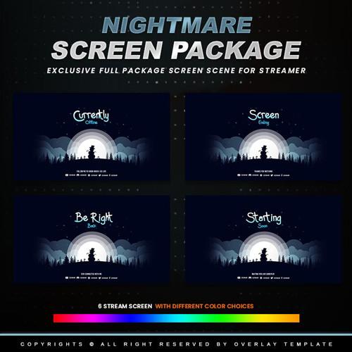 screen,preview,nightmare,overlaytemplate.com
