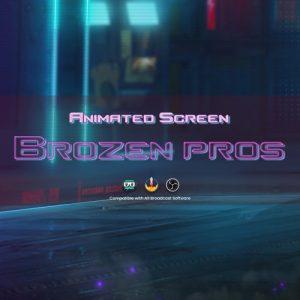 animated screen,preview1,brozenpros,overlaytemplate.com