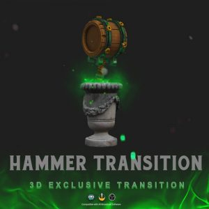animated transition,preview1,Hammer,overlaytemplate.com