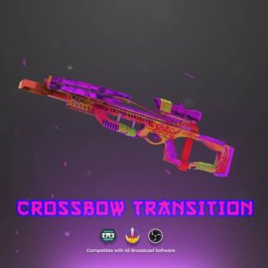 animated transition,preview,crossbow,overlaytemplate.com