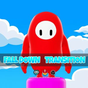 animated transition,preview1,Falldown,overlaytemplate.com